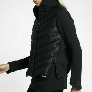 Nike Women's Tech Fleece Aeroloft Bomber Jacket